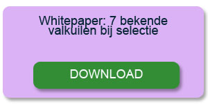 CTA whitepaper selectie